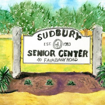 Sudbury Senior Center Survey due by Nov 15