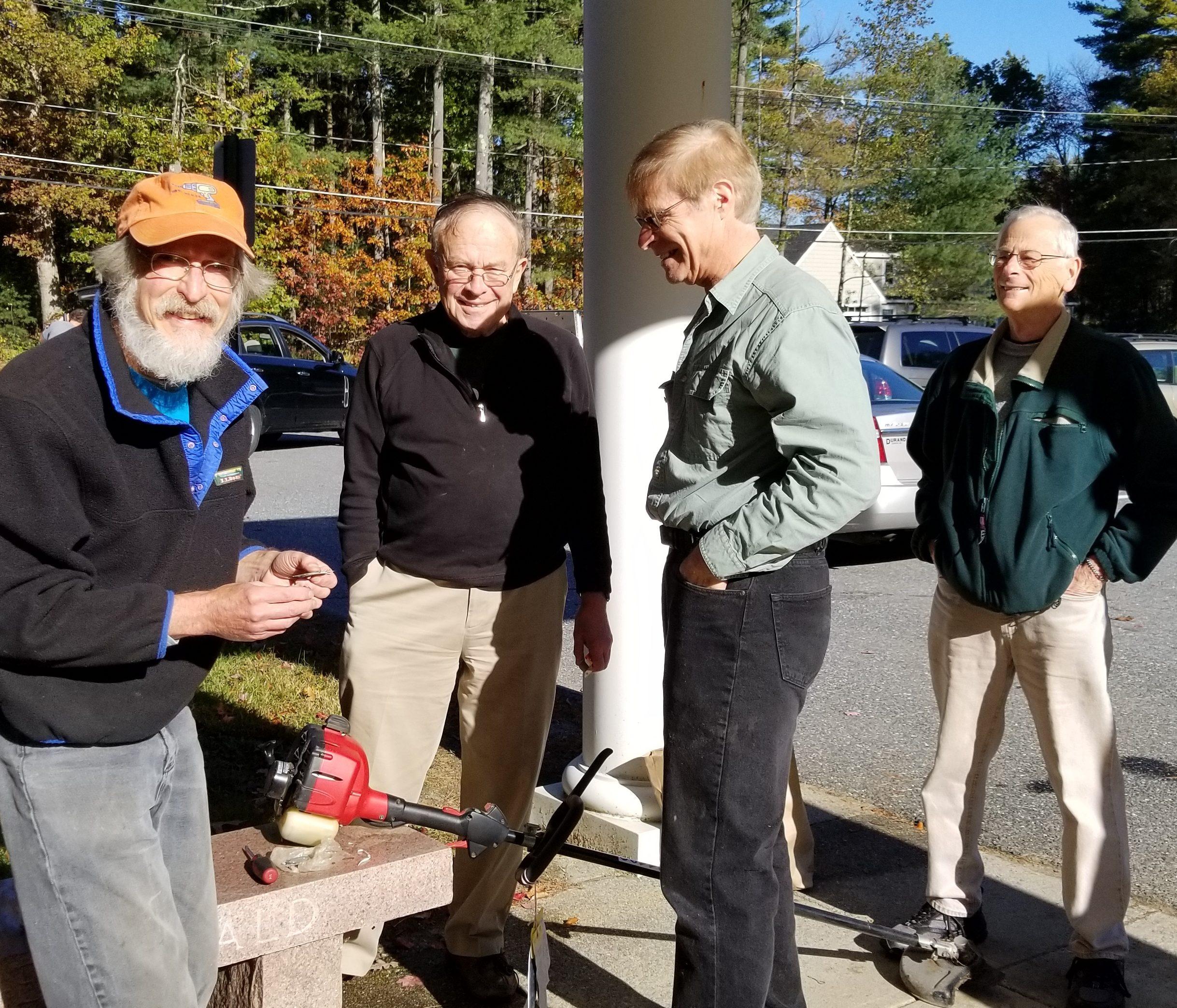 Repair Cafe: October 19
