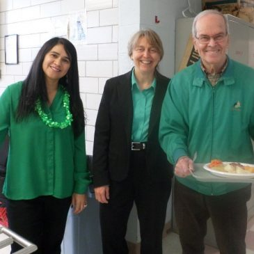 St. Patrick's Day Luncheon – Cancelled